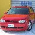 VW ゴルフ GLi サンルーフ ディーラー車 右ハンドル